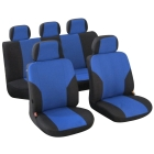 Car seat cover Master black/blue