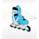Adjustable plastic inline skates 30-33 ROTEX