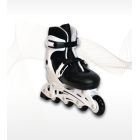Adjustable plastic inline skates 38-41 ROTEX