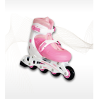 Adjustable plastic inline skates 34-37 ROTEX