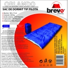 BREVO CAMPING pillow sleeping bag