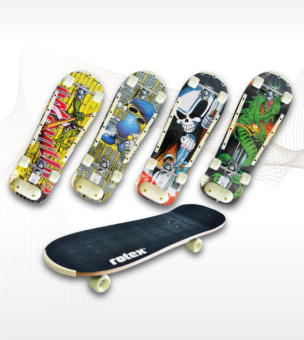Skateboard Rotex 30″x10″